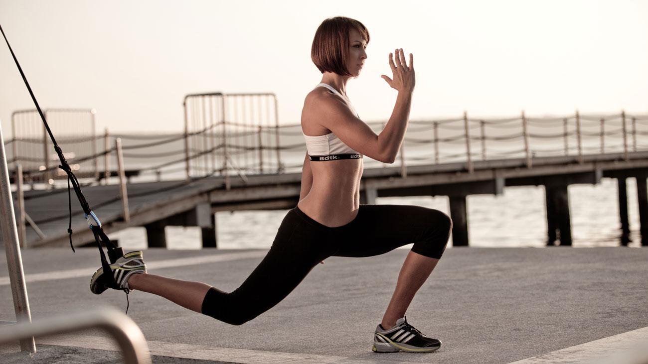 Yoga beginner with Jane
