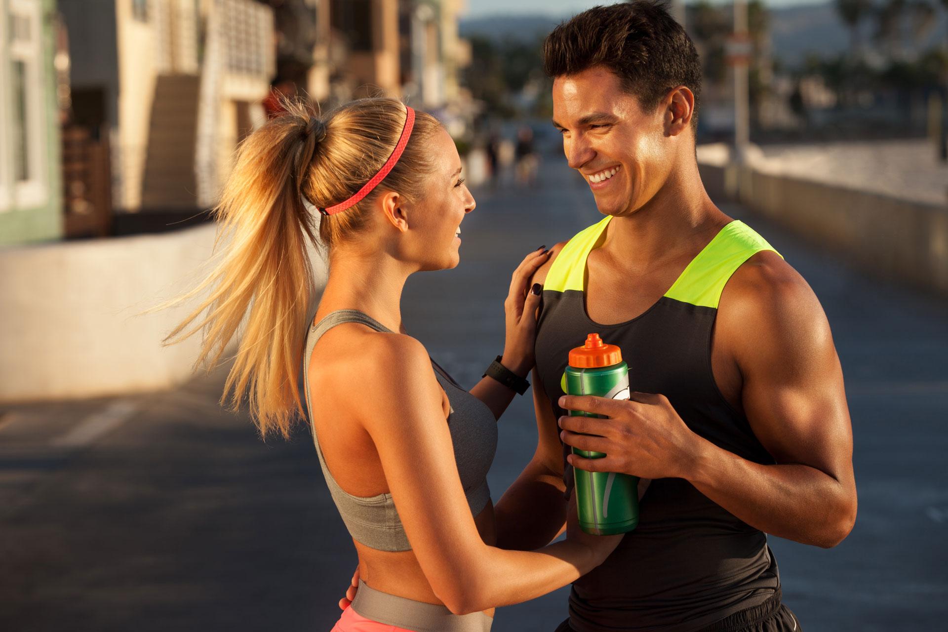 Workout Together